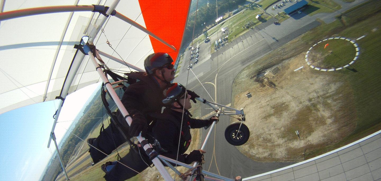 Hang Glider Tandem Lesson
