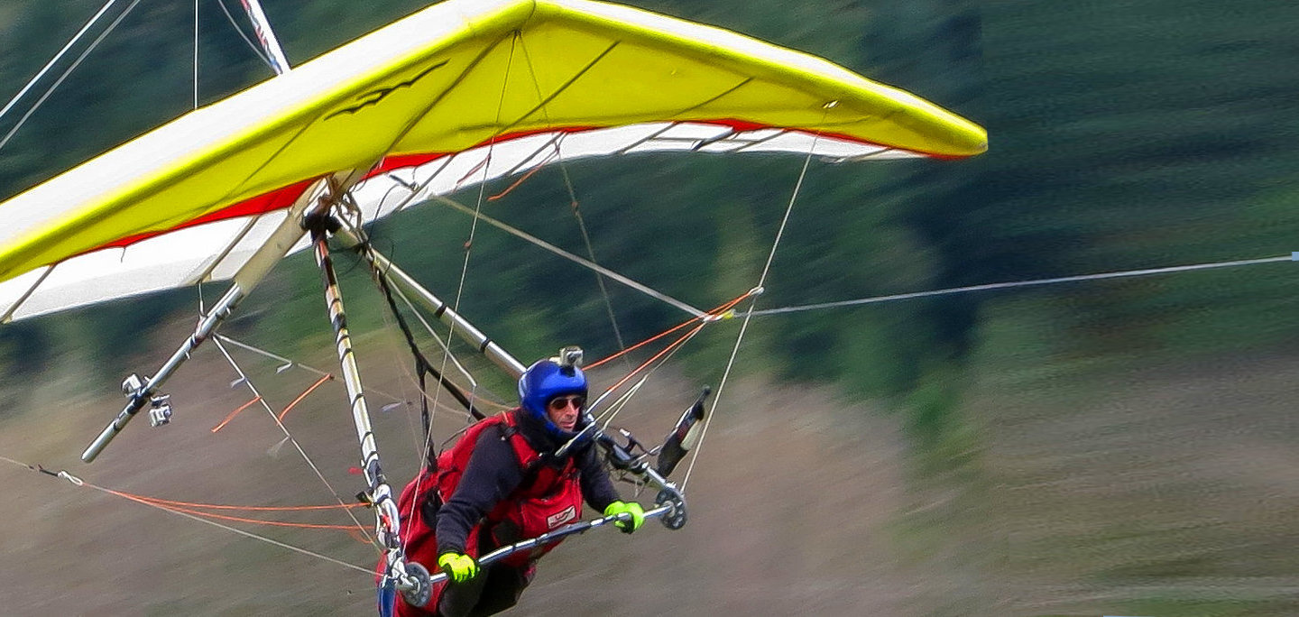 Hang Glider Tow Launch