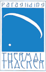 Kevin Lee dba Thermal Tracker Paragliding Logo